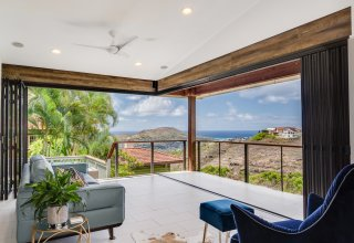 Stylish Ocean View Remodel on Rim Lot - Mariner's Ridge, Hawaii Kai