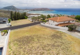 Ocean View Land 11,700+SF - Hawaii Loa Ridge