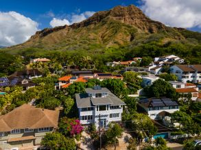 Gorgeous Ocean View Diamond Head Home - Walk to Beach