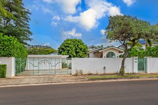 Kahala 4,846 SF Home on 16,500+SF Lot