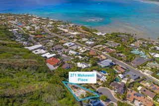 Ocean View 13,800+SF Lot - Great East Honolulu Location