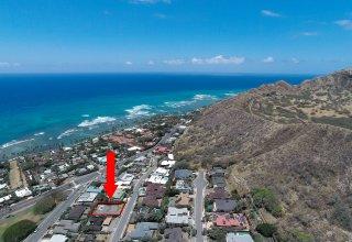 Ocean View East-Facing Lot in Prestigious Diamond Head