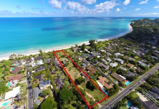 Photo of 1.43 Acres of Beachfront in Kailua