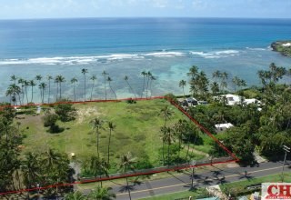 Photo of Kahala Oceanfront 2.76 Acres of Land
