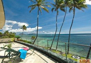 Kahala Oceanfront Luxury Home