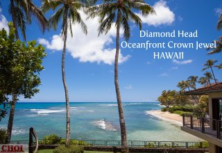 Diamond Head Oceanfront Crown Jewel