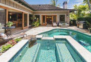 Custom Kahala Luxury Home - Luxury Living Island Style
