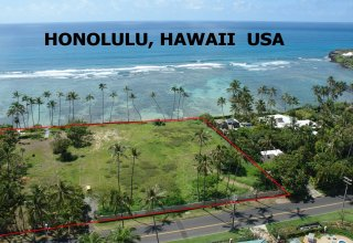 Photo of Kahala Oceanfront Trophy Property - 2.76 Acres (11,177 Sq Meters)