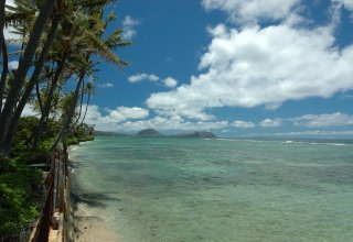 Photo of Kahala Oceanfront Land - 41,376 SF (3,843 Sq Meters)