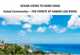 Photo of Hawaii Loa Ridge Ocean View Luxury Home - Gated Community