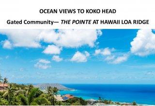 Photo of 609 Moaniala Street -Hawaii Loa Ridge Ocean View Luxury Home - Gated Community