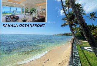 Kahala Oceanfront Luxury