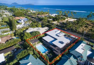 Photo of 4432 Kahala Avenue  New Custom Kahala Home across Beach Access