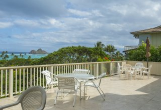 Photo of Ocean View Lanikai Hillside Home - Great Views & Versatile Layout
