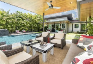 New Kahala Modern Luxury Home