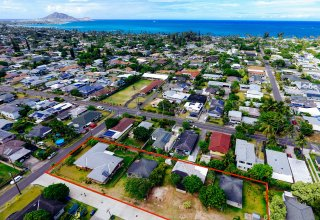 Photo of 4 Homes on 31,407 SF Lot - Great Kailua Location