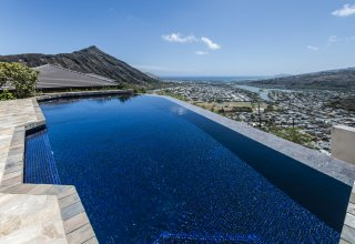 Photo of Panoramic Views from Extraordinary Na Pali Haweo Home