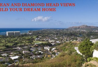 1544 Kamole Street   Build Your Dream Home on Ocean View Waialae Iki Lot