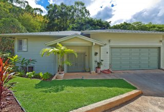 Photo of 44-672 Kahinani Place #9  Great Location in Aikahi School District - Serene Lush Tropical Setting