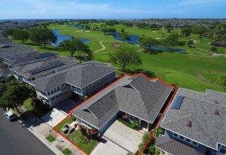 Golf Course One-Level Ewa Beach Home in Model Condition