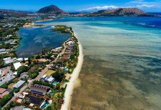 Beachfront Retreat in East Honolulu  256 Paiko Drive