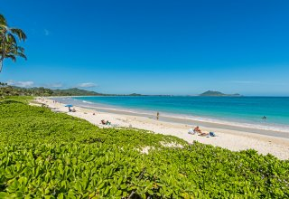 Kailua Beachfront with Hawaii Charm   86 S. Kalaheo Avenue