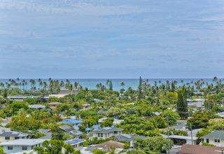 Ocean View Kailua Condo - Meridian East