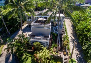 Renovated Ocean View Lanikai Home Near Beach