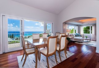 Terrific Value for Oceanview Luxury Home on Hawaii Loa Ridge - Priced to Sell!