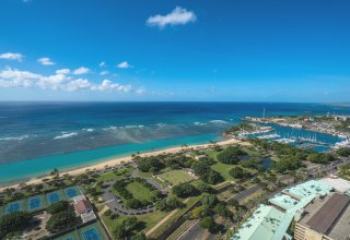 Hokua Luxury Penthouse with Panoramic Ocean Views