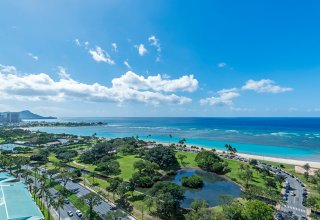 Ocean View Luxury Condo - Waiea, Exceptional Kakaako Location & Amenities