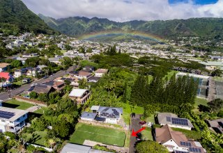 Level Lot in Great Manoa Location - Build your Dream Home!