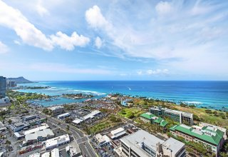 Amazing Views from Kakaako Condo - The Collection