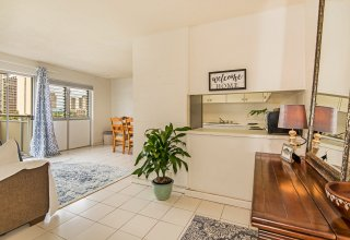 Photo of 2-Bedroom Ala Wai Cove Unit in Convenient Location