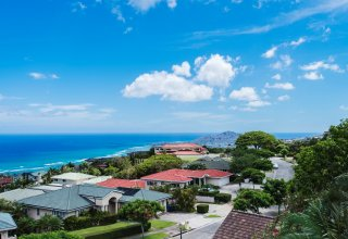 Ocean View Hawaii Loa Ridge Home - Terrific Value in Gated Community