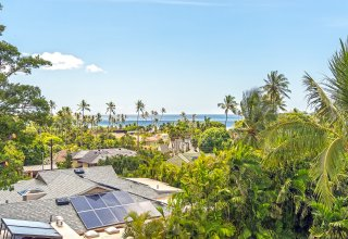 Ocean Views - Great Diamond Head Location; Walk to Beach
