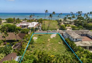 Kahala Avenue Vacant Land - Steps to Beach