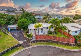 Photo of Keolu Hills Home on Private Cul-de-sac & Convenient Location